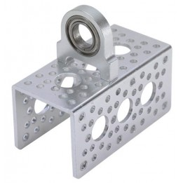ServoCity 12 mm Bearing with Two Fixation Points