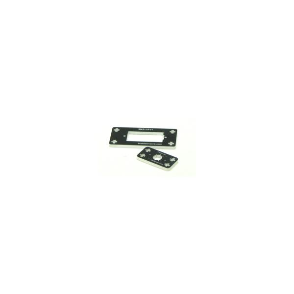 Futaba S3115 Servohalterungsset für NXT