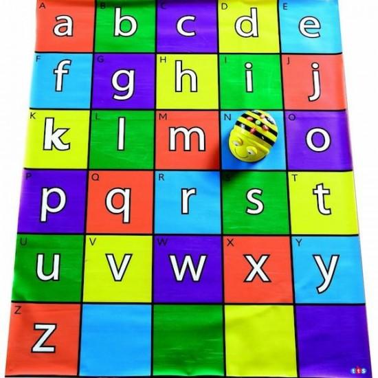 Bee-Bot Alphabet-Teppich