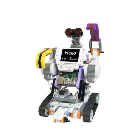 PiStorms Starter Kit - Raspberry Pi Brain for LEGO Robot