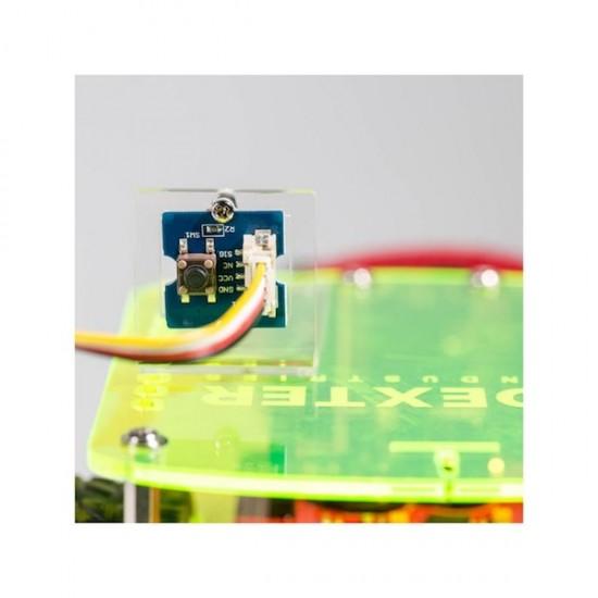 Acryl-Halter für GoPiGo Sensoren (x4)