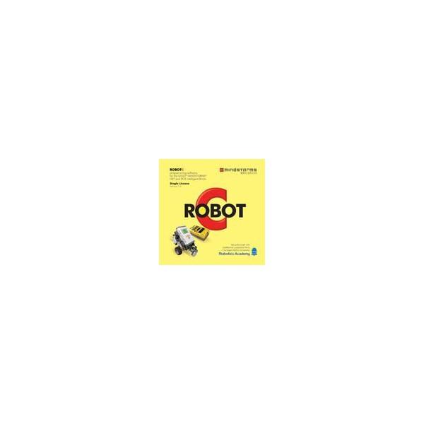 RobotC 3.0 pour Lego Mindstorms NXT - Licence utilisateur unique
