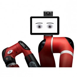Der Roboter Sawyer für Forschung und Bildung