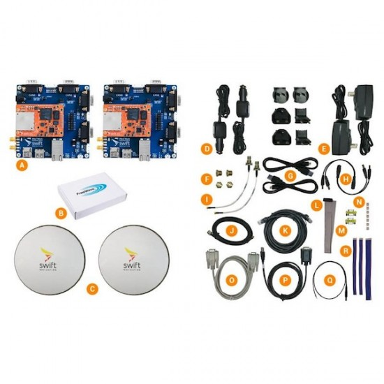 Piksi Multi Evaluation Kit (2.4GHz)