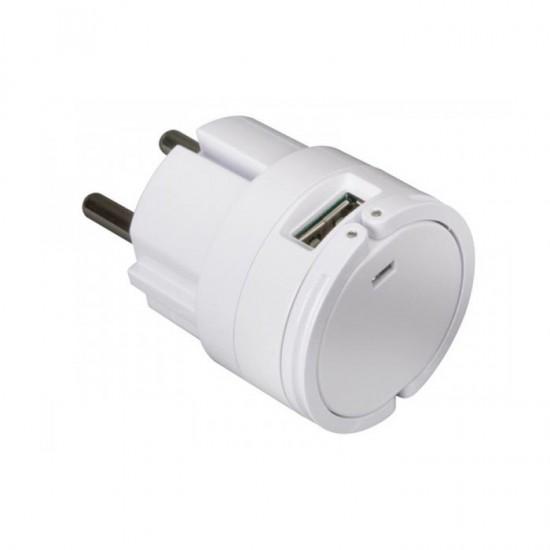 USB-Ladegerät Adapter mit 2 5V, 2A Anschlüsse