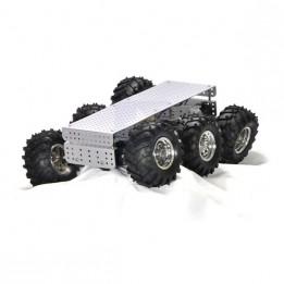 Chassis 6x6 Wild Thumper mit 34:1 motors