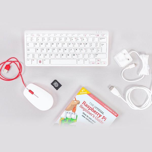 Kit complet Raspberry Pi 400 (version FR)