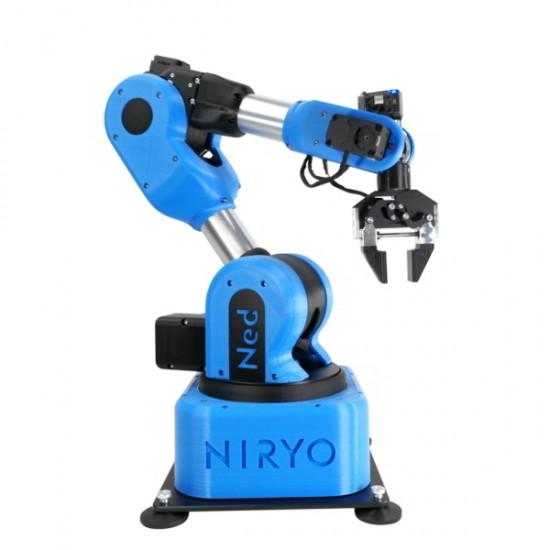 Niryo Ned 6-Axis Robot Arm