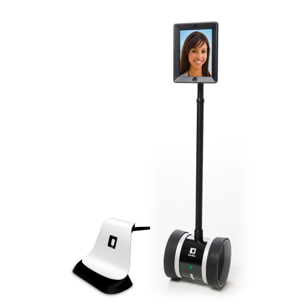 Station de chargement pour robot de téléprésence Double