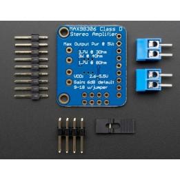 Amplificateur Stereo 3.7W Class D Audio - MAX98306