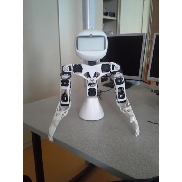 Robot Poppy Torso (avec impressions 3D)