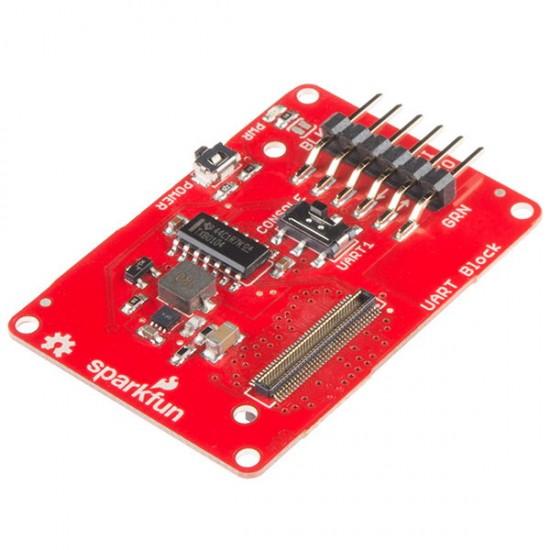 Bloc UART pour Intel® Edison