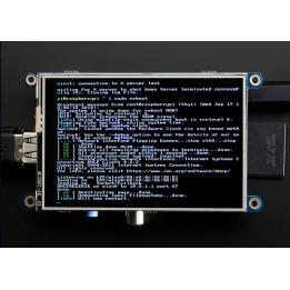 "PiTFT – 480 x 320 3.5"" TFT Display Module + Touchscreen for Raspberry Pi"