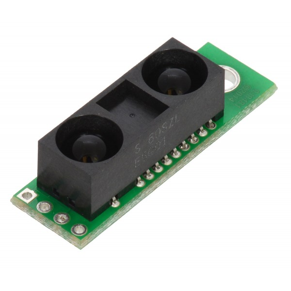 Analoger Infrarot-Entfernungsmesser GP2Y0A60SZLF (5V)