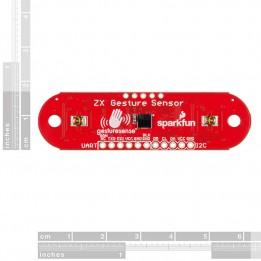 Capteur de proximité et de mouvements ZX