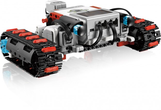 Lego Mindstorms EV3 now available in Europe and in stock at