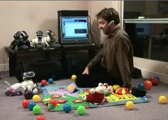 PlayGround Experiment