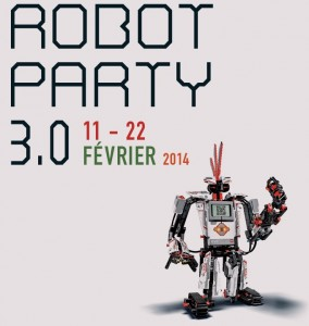 Robot Party ! 3.0 Meudon
