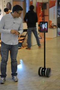 Double Robotics a Innorobo 2014