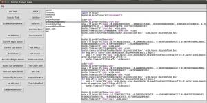 Baxter_Tasker code generator