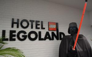 Legoland Dark Vador RoboBusiness Europe 2014