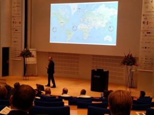 Sessions lors de RoboBusiness Europe 2014