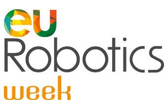 Logo de la Semaine européenne de la robotique