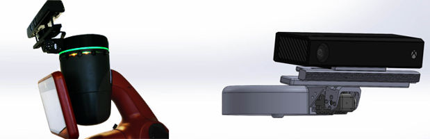 motorised-Kinect-head-mount-for-kinect-by-generation-robots