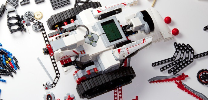 What are the Differences between the Lego Mindstorms Education EV3 ...