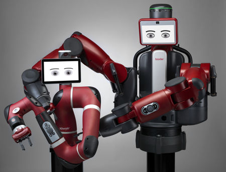 Sawyer et Baxter de Rethink Robotics
