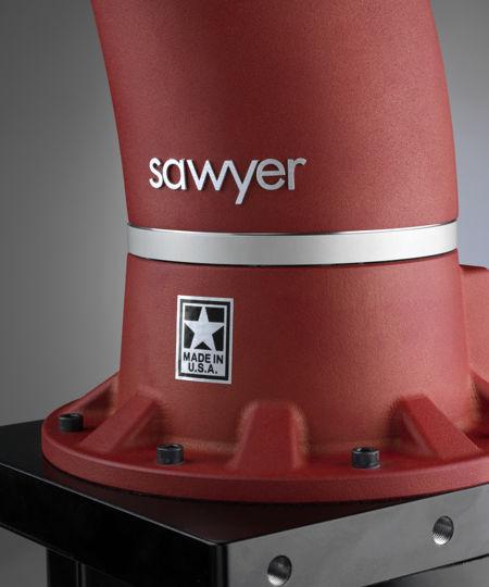 Sawyer un bras robotique compliant de haute précision