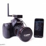 Contrôleur appareil photo reflex avec Intel Edison