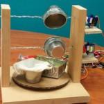 Fabrique a fromage construite avec Intel Edison