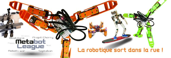 Génération Robot au Robot Maker's Day