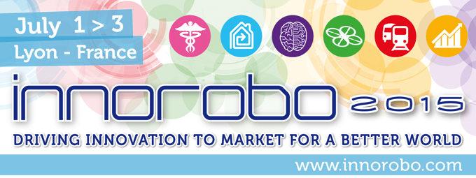 Génération Robots sera à Innorob 2015