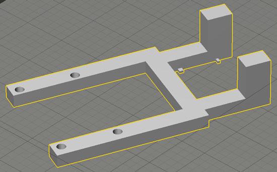 piece-de-structure-support-camera-metabot