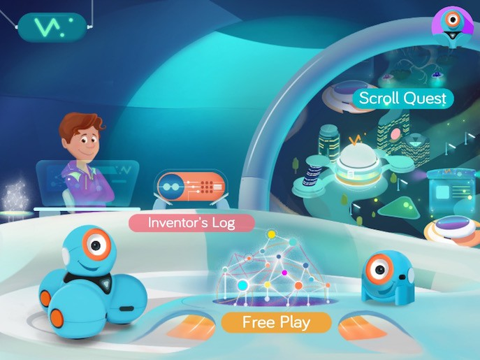 We tried and loved    Dash & Dot Wonder App and the VPL 1 4