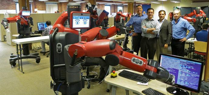 Des robots capables de se transmettre leurs connaissances