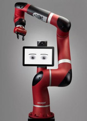 Annonce du nouveau cobot de Rethink Robotics : Sawyer