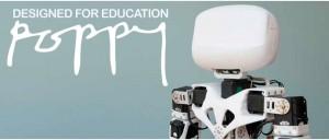 Poppy, une plateforme pour l'éducation