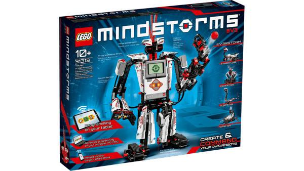 lego-mindstorms-ev3 generation robots