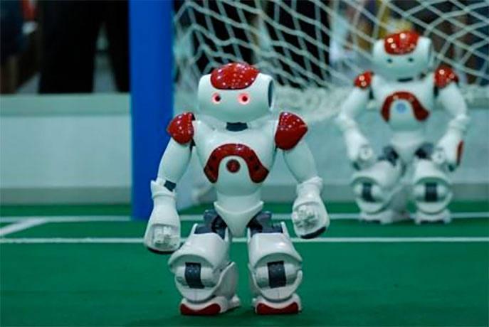 Compétition de robots