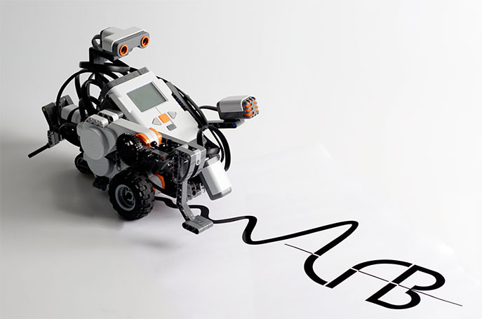 LEGO Mindstorms Robotics NXT Servo Motor