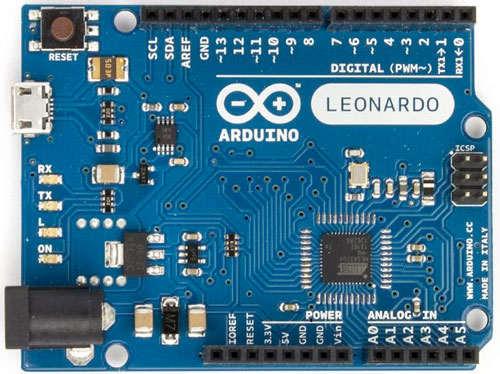 Arduino Leonardo Génération Robots