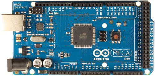 Arduino Mega board