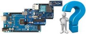 Choisir sa carte Arduino - guide Génération Robots