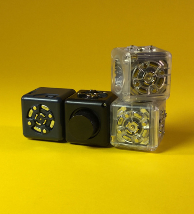 Programmierbare Roboter Cubelets