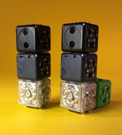 Les Cubelets : mon premier robot