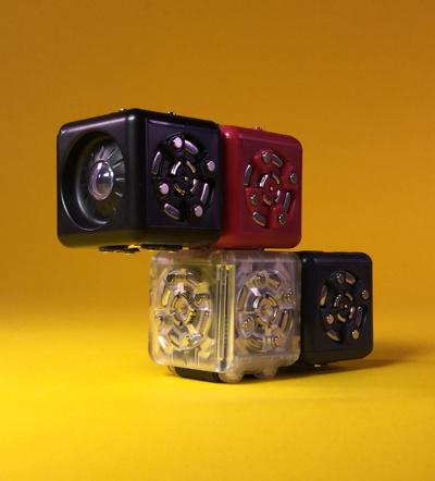 Robot Cubelets pour l'école primaire
