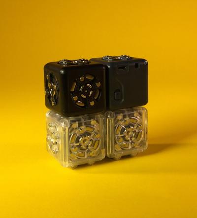 Robots Cubelets pour les débutants